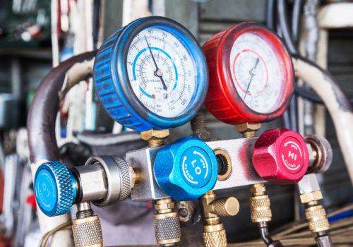 Cooling Pressure Gauges